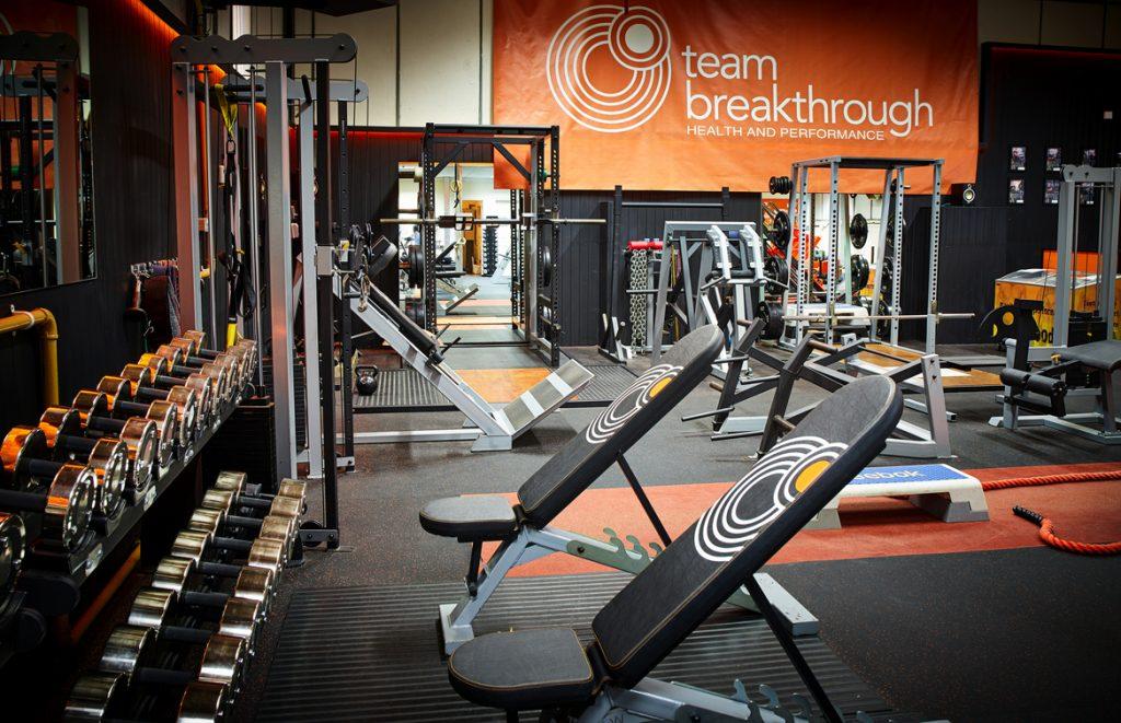 Team Breakthrough Gym Personal Trainer Bath
